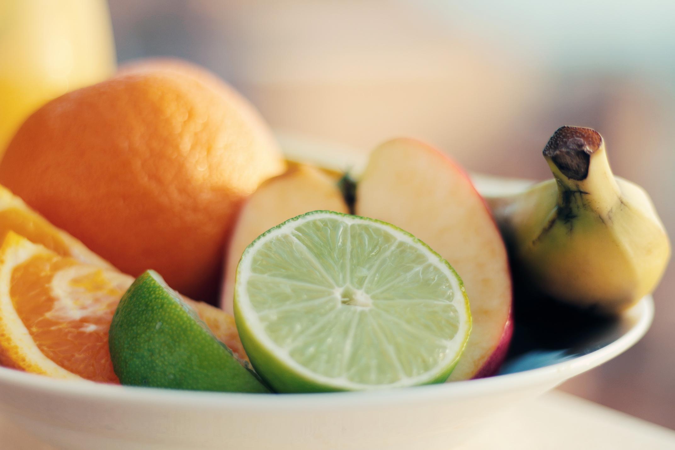 Produktivitäts Vitamine - 6 gesunde Kurz-Tipps auch für Obstverweigerer