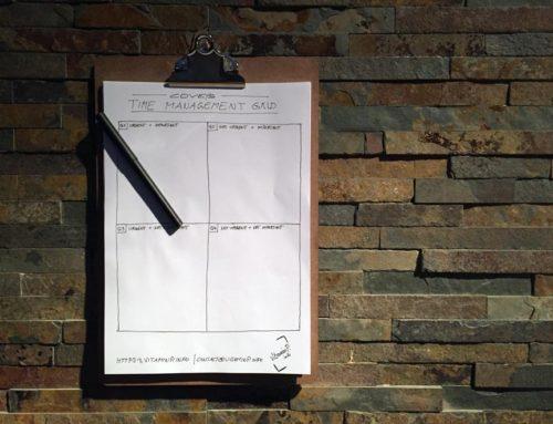 Richtig Prioritäten setzen mit der Time Management Matrix