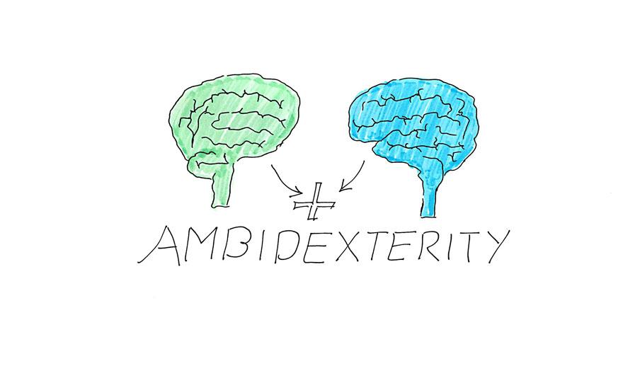 Ambidexterity Vitaminp.info