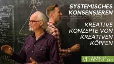 Systemisches Konsensieren Titel01 VITAMINP.info