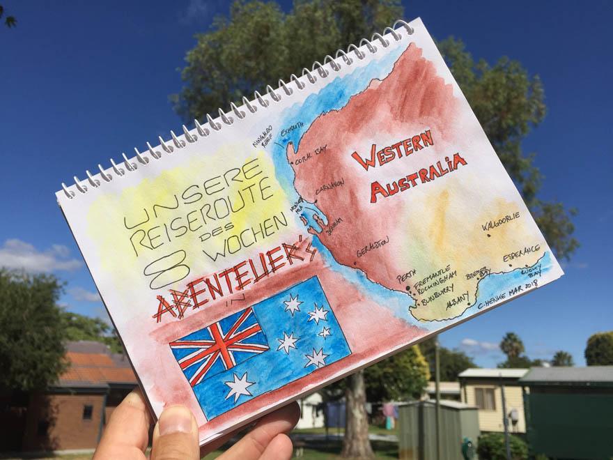 Veraendert hat sich nichts und doch alles westaustralien sketchnote VITAMINP.info