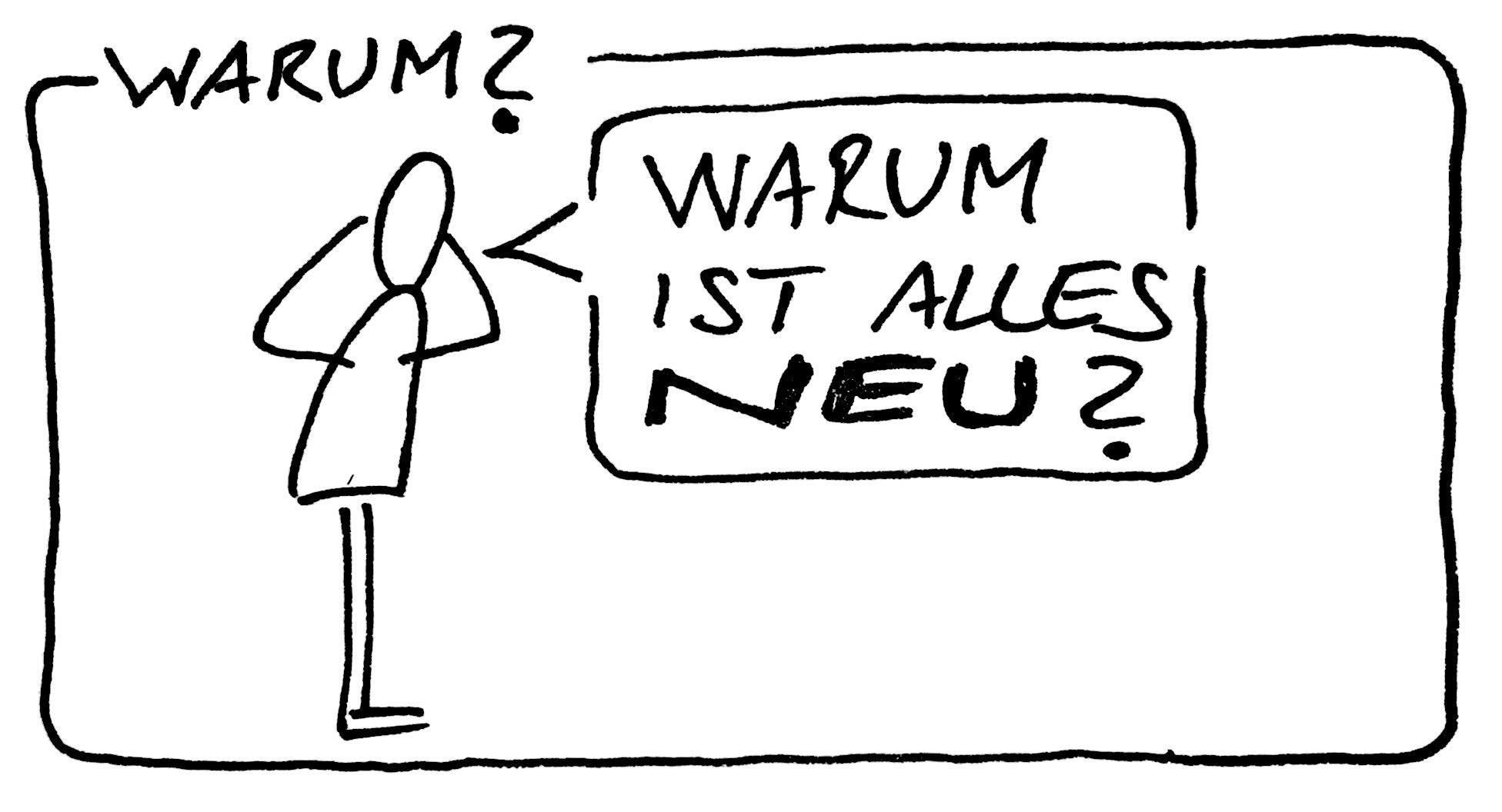 change management startet mit dir - Warum? - VITAMINP.info