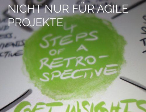 Retrospektive nicht nur für agile Projekte