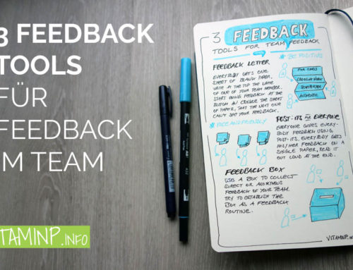 3 Feedback-Tools für Feedback im Team