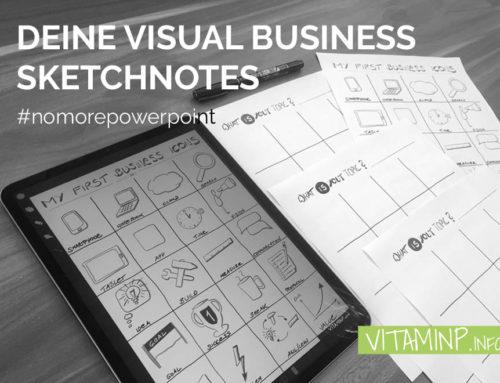 Deine Visual Business Sketchnotes #nomorepowerpoint