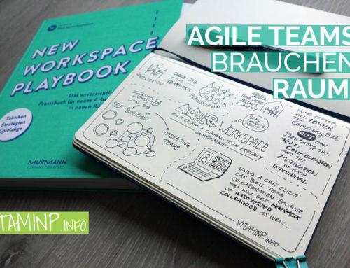 Agile Teams brauchen Raum! Welches Raumkonzept fördert die Kommunikation?