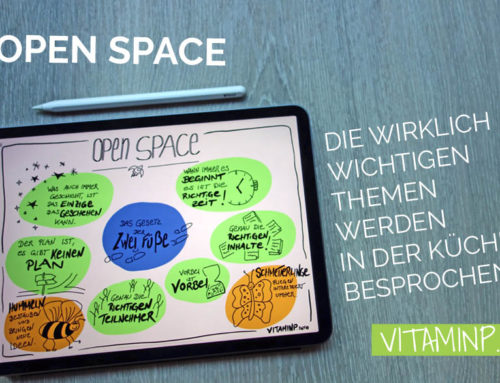 Open Space – Das Wichtigste wird in der Küche diskutiert